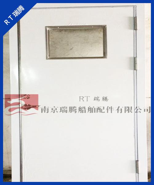 钢质隔音阻气门 CB3217-84